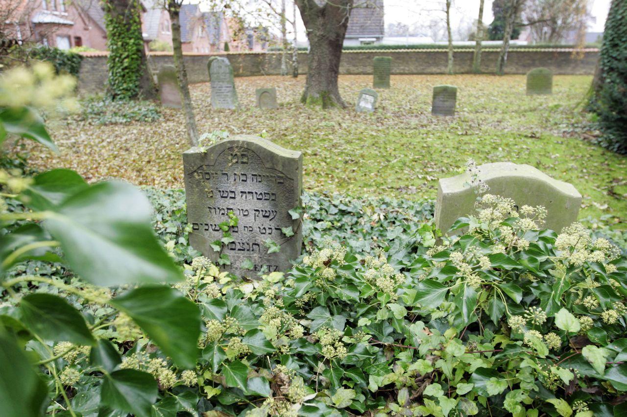 Den jødiske kirkegård i Nakskov