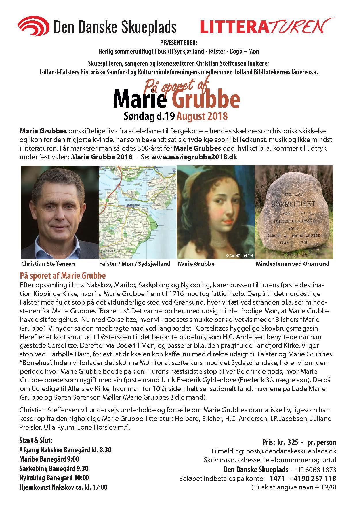 På sporet af Marie Grubbe
