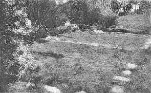 Borrehuset udgravning