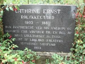 Cathrine Ernst
